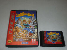 SEGA GENESIS VIDEO GAME LANDSTALKER LAND STALKER W CASE JVC X EYE NOMAD CDX >>>