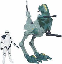 Star Wars The Force Awakens 3.75' Vehicle Assault Walker NEW IN BOX