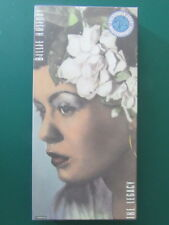 BILLIE HOLIDAY - THE LEGACY (1933-1958) Columbia Jazz - Promo 3 CASSETTE BOX SET