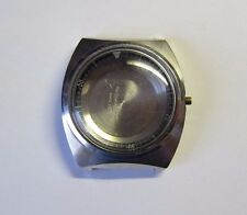 All Stainless Steel Watch Case Part By Montgomery Ward & CO.