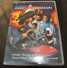 The Lost Worlds Of Gerry Anderson 2 DVD set Region 1 NTSC English Audio