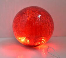 Strombetriebene-Glas Lichterketten zur Weihnachtsdekoration