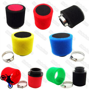 42mm Air Filter For 125cc 140cc 150cc Dirt Pit Bike ATV Quad Scooter Moped