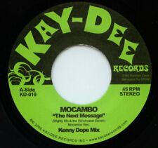 """Mocambo - 'The Next Message (Kenny Dope Mix)' (7"""" Vinyl Single Record)"""