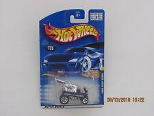 Hot Wheels 2001 RADIO FLYER WAGON PURPLE METAL BASE MATTEL CARS B-I-YW