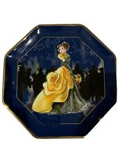 D23 Disney Store Midnight Masquerade Belle Plate