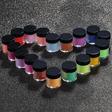 18 Colors Acrylic UV Polish Kit Decorate Manicure Powder Nail Art Set  2Y