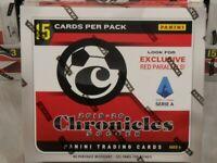 2019-20 Panini Chronicles Soccer Tmall 1 Serie A Mini Box Nicolo Zaniolo RC?