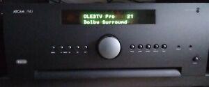 Arcam FMJ AVR550 Atmos AV Home Cinema network Dirac receiver
