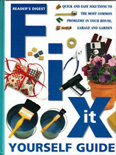 """""""Fix it Yourself Guide: Easy Ways to Solve Most Common Problems"""" Reader's Digest"""