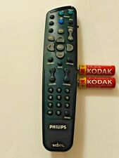 New listing Philips Eur646952A Remote Control WebTv Tested Oem Remote With Batteries