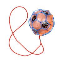 LED Light Jumping Ball Kids Crazy Music Football Children's Funny Toy E2U8