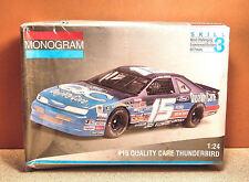 1/24 MONOGRAM QUALITY CARE THUNDERBIRD NASCAR MODEL KIT # 2451