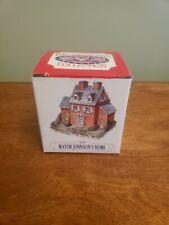 Liberty Falls Americana Collection Ah07 Mayor Johnson's Home 1991 w/Box