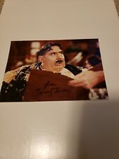 Monty Python Flying Circus Mr Creosote Terry Jones Signed 5x7 Photo