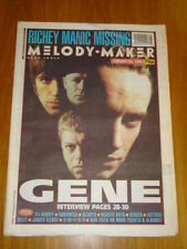 MELODY MAKER 1995 FEB 25 GENE PJ HARVEY RADIOHEAD