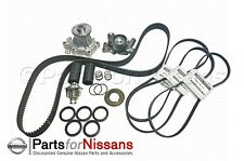 GENUINE NISSAN 300ZX TWIN TURBO Z32 1990-93 60K TIMING BELT SERVICE KIT W/ BELTS
