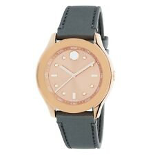 Movado 3600458 Women's Bold Rose Quartz Watch