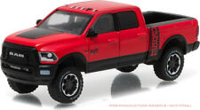 Greenlight 1/64 2017 RAM 2500 Power Wagon Flame Red w/ Black HOBBY XCLUSIV 29873