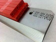 IDEAL TRIUMPH 5550 5551 PAPER CUTTER KNIFE BLADE STICK 5660 0658 MICHAEL MANDELL