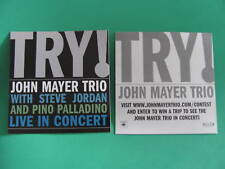 John Mayer Try Trio Jordan Amp Guitar Blues Car Sticker