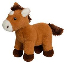 Stofftier Plüschtier Kuscheltier Pony Pferd