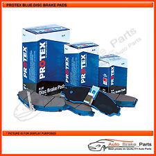 Protex Blue Front Brake Pads for NISSAN SKYLINE 350GT V35 3.5L VQ35DE Coupe