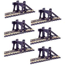 HORNBY R083 6x Track Buffer Stops Set