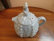 Sadler Ye Daintee Ladyee Tea Pot Crinoline Lady Blue 1930