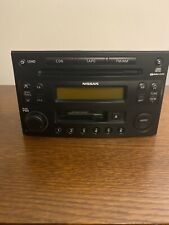 Nissan 350z Radio And 6 CD Changer.