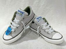 Converse Boy's All Star CT Street Mid Pale Putty/Olive Sneakers - Size 12 NWB