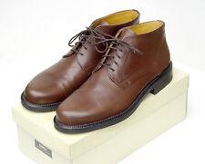 LLOYD Herren Schnürstiefeletten Leder in braun Schnürstiefel Herrenschuh Fashion