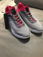 Replay trainers Light Grey With Pink Uk 8 BNWOB