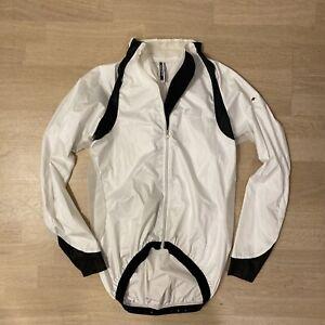 ASSOS Jacke sj.13 LuftSchutz Campionissimo, Grösse XL, Weiß