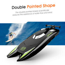 Rc Boats 25Km/H High Speed Racing 2 Channels Remote Control Toy Gifts For Pools