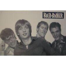 MUSIC POSTER~~Kula Shaker British Psychedelic Rock Crispian Mills Band Tattva~~