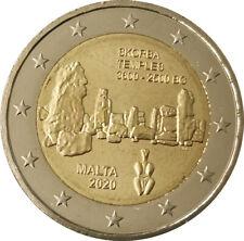 2 Euro Malta 2020 bfr unc Tempel Ta Skorba