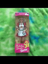 Holiday Treats Christmas Gingerbread 1997 Barbie Doll