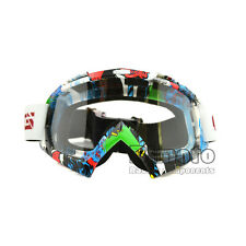 Multiple Motocross Motorcycle Youth Country Goggles EyeWear Glasses Clear Len