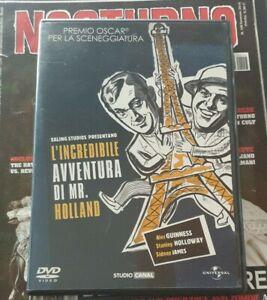 L'incredibile Avventura Di Mr Holland Dvd 1° Ed Da Collezione Sped Raccomandata