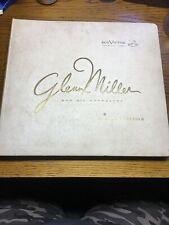 Glenn Miller And His Orchestra Second Pressing (5) LP's Collectors Issue.....