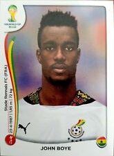 2014 Panini World Cup Stickers Soccer John Boye #533