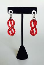 Antica Murrina Tattoo--Murano Glass  Earrings
