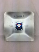 RIONDET Rendu Ramasse monnaie des jeux olympiques d'hiver de Grenoble 1968