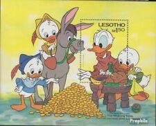 lesotho Bloc 29 (complète edition) neuf avec gomme originale 1985 Noël