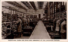 Luton. Machining Items for Gear Box Assembly at Vauxhall Factory. Motor Industry