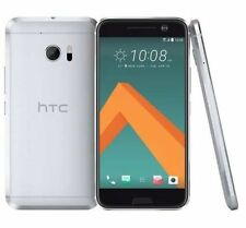 PRE-OWNED HTC 10 Silver Smartphone 32GB | LOCKED* Device Only
