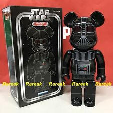 Medicom 2017 Expo Be@rbrick Star Wars 400% Darth Vader Rogue One Bearbrick 1pc