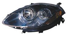 Proiettore  Faro  DX FIAT BRAVO 2007> parabola nera c/ motore per regolazione