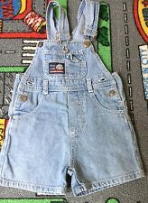 Sommer jeans Latzhose, Gr. 74, von Topolino, Strand, Urlaub